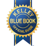 Kelley Blue Book Official Guide badge